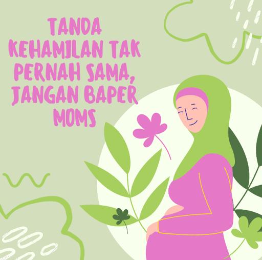 Tanda-Tanda Hamil Muda Tidak Sama Pada Tiap Perempuan, Jangan Baper Moms