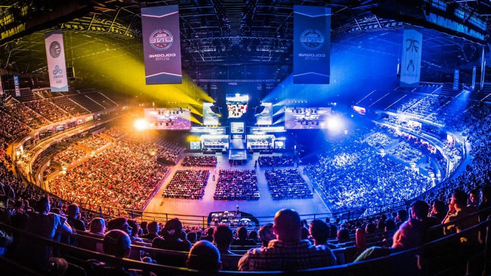 AZES Espor Arenaları Stadyumları