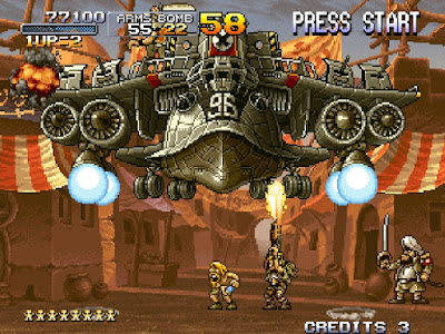 Metal Slug 1 Full Free Setup