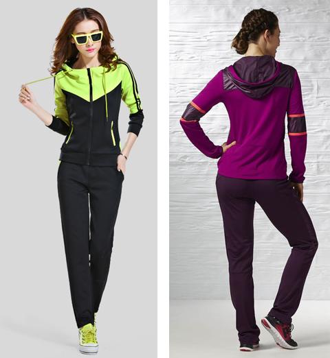 model baju olahraga wanita
