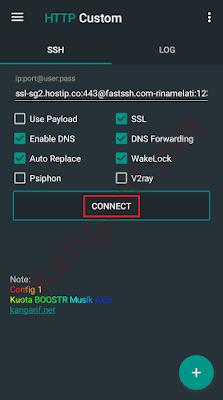klik connect