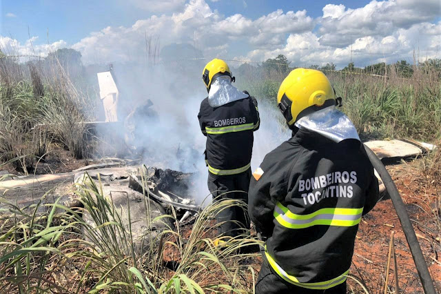 4 players and president of Palmas club Brazil killed in plane crash