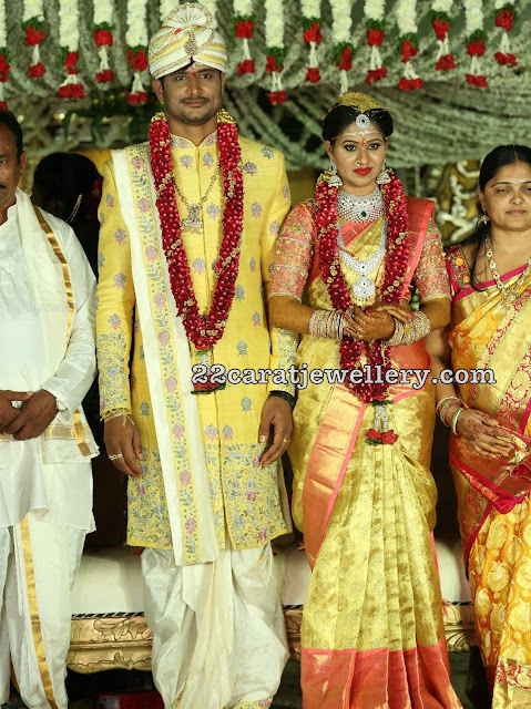 Actress Manali Rathod's Wedding