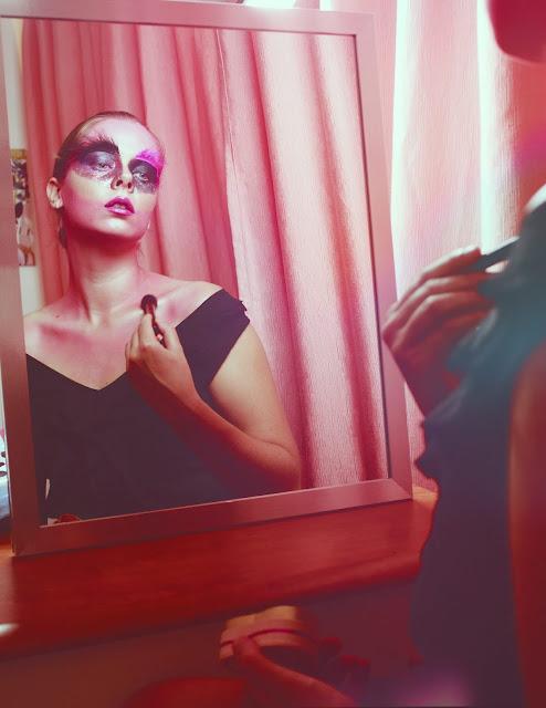 Power of makeup ballerina vintage