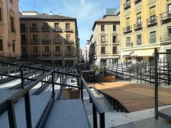 La Federacion de Cofradías de Granada podría devolverle menos dinero a los abonados