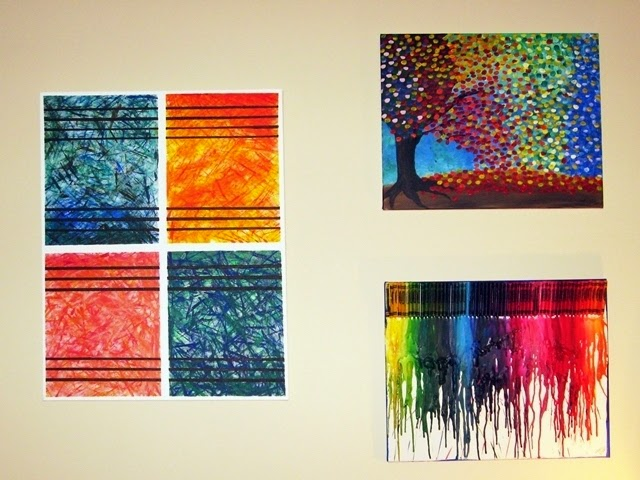diy painting wall art