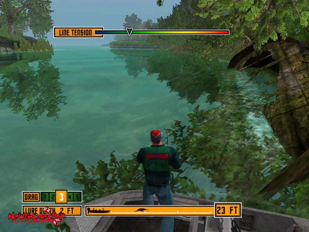 Rapala pro fishing pc game free download for Fishing games for pc