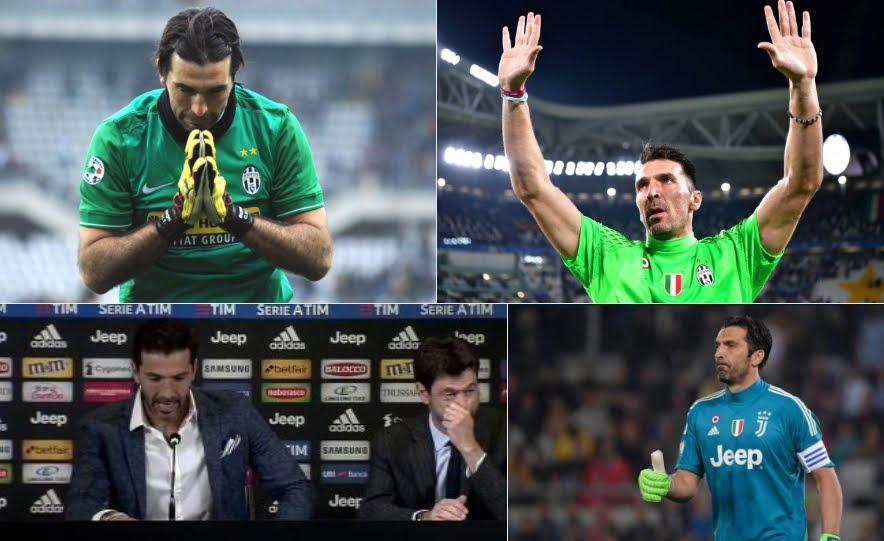 Dopo 17 anni Buffon dice addio alla Juventus, il messaggio di Iker Casillas