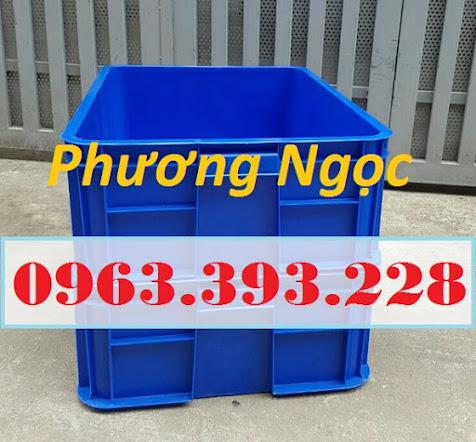Thùng nhựa đặc HS003, sóng nhựa bít HS003, khay nhựa công nghiệp, T%25C4%2590192