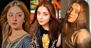 Alizeh Shah Eyes Gorgeous New Pictures