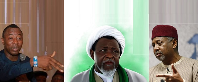 El-Zakzaky, Dasuki, Sowore Chose To Be In Our Custody - DSS