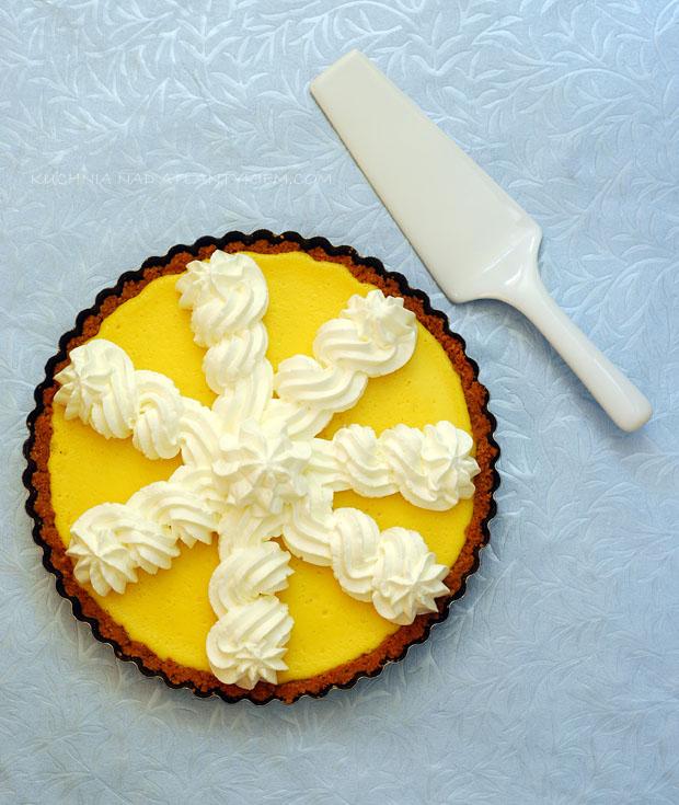 Kuchnia Nad Atlantykiem Juz Od 14 Lat Key Lime Pie Z Mojej Strony Atlantyku