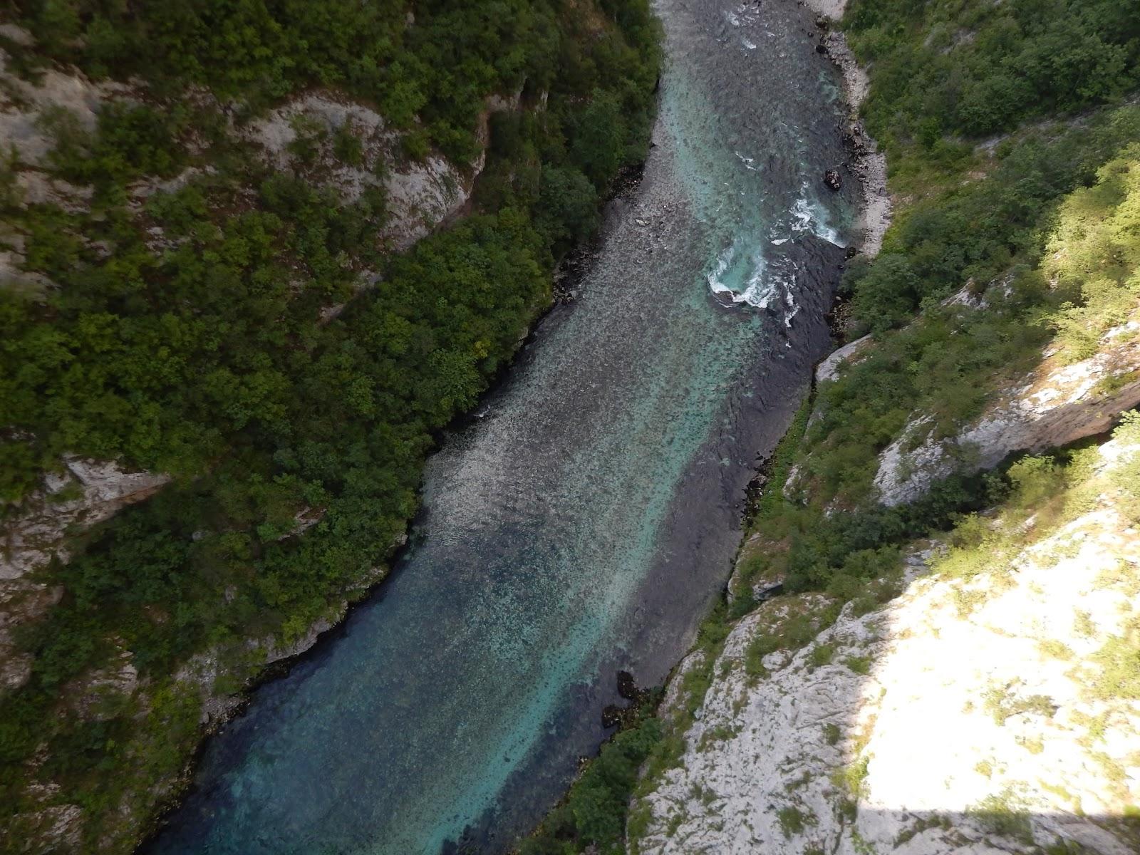 řeka Piva v Bosně a Hercegovině