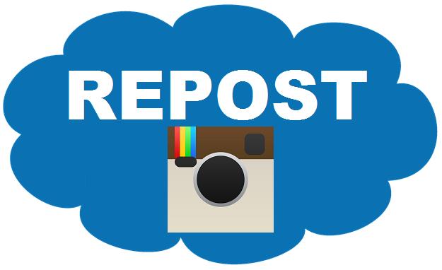 Instagram Repost Yapımı