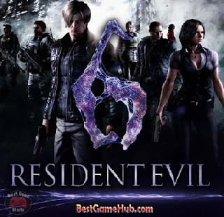 Resident Evil 6 Repack PC Game Free Download