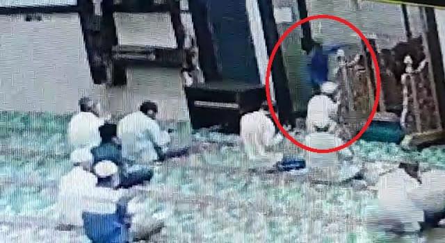 Pelaku Penusukan Imam Masjid di Pekanbaru Ditangkap, Ini Orangnya