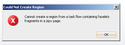 Beauty of ADF Task flow, Difference b/w Facelets and JSP XML