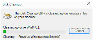 How to Delete Windows.old folder completly in windows 10