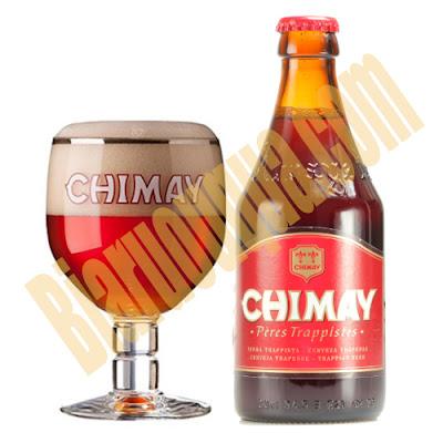 Bia chimay đỏ nhập khẩu Bỉ
