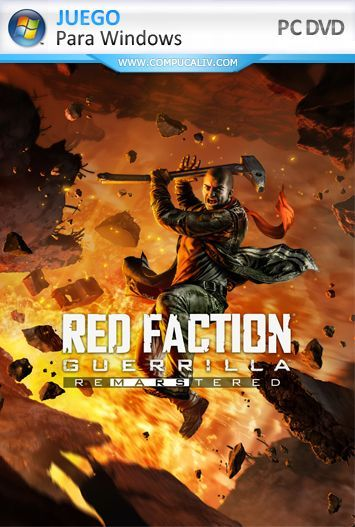 Red Faction Guerrilla ReMarstered PC Full Español