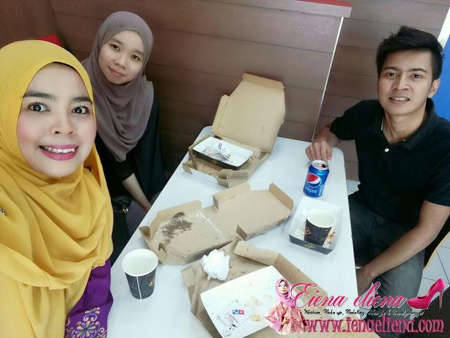 Promosi Raya Kaw Kaw Bersama Dominos