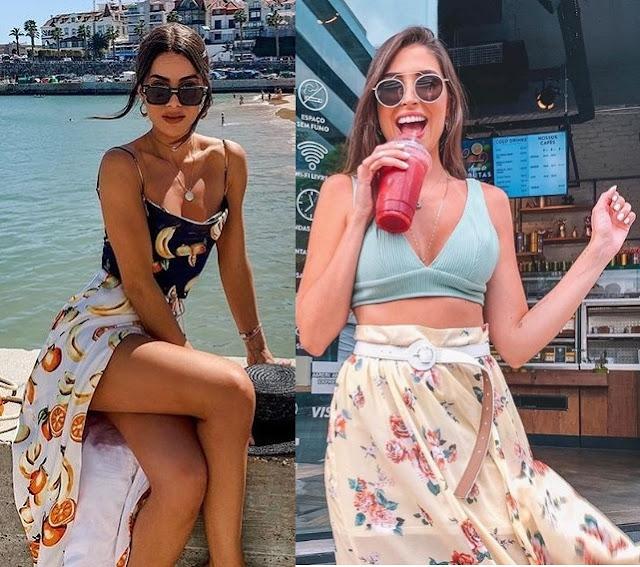Looks estilosos para o verão,  Camila Coelho, Ju Tedesco