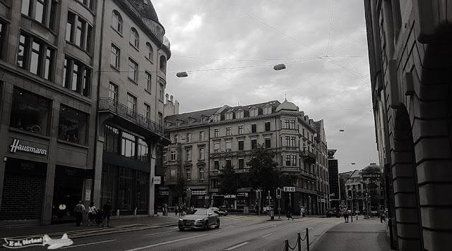 Bahnhofstrasse, Zurique, Suíça