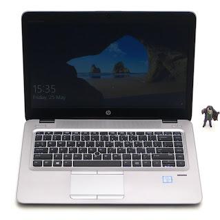 Laptop HP EliteBook 840 G3 Core i5 Bekas Di Malang