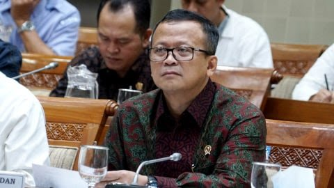 BREAKING NEWS: KPK Tangkap Menteri KKP Edhy Prabowo, Terkait Kasus Korupsi