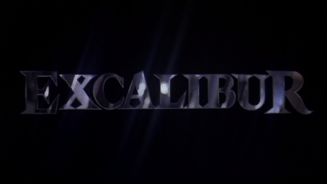 Room 207 Press: I Blame Society #3: Excalibur (1981)