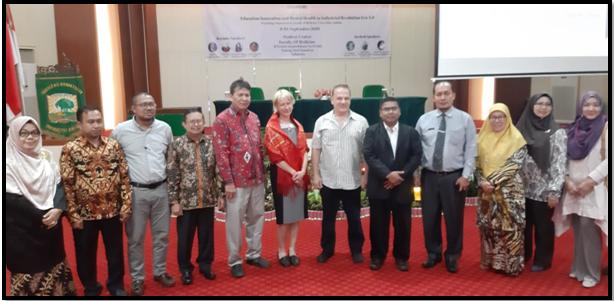 Joint Seminar Internasional UNAND Sukses; IAIN  Batusangkar Raih Presenter Terbaik