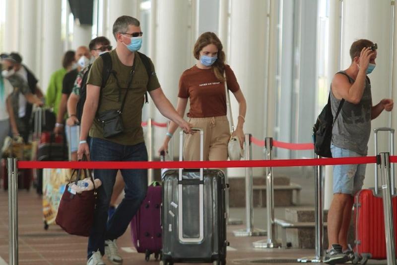 Yabancı ziyaretçi sayılarında düşüş yaşandı