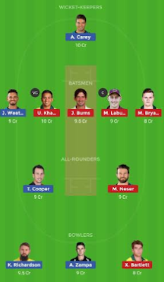 SAU vs QUN dream 11 team | QUN vs SAU