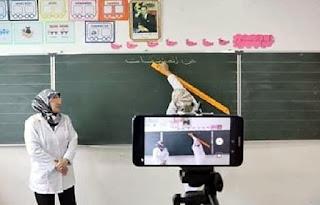 أمزازي : الأساتذة أبدعوا في عملية التعليم عن بعد وصروفوا من مالهم الخاص