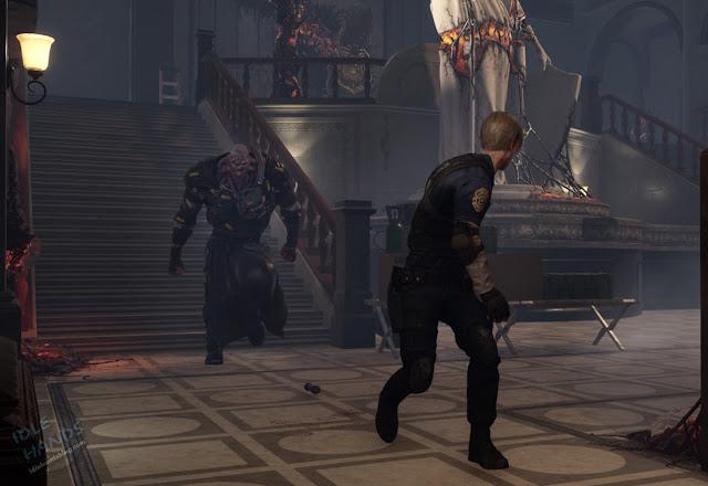 Dead by Daylight Resident Evil 01