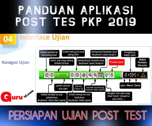 GAMBAR APLIKASI POST TEST PKP 2019
