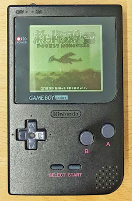 gameboy pocket pokemon