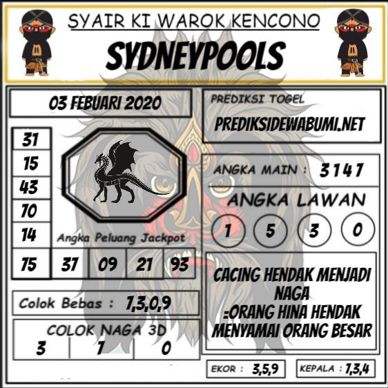 Syair bd sidney