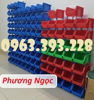 5a66c325d9c03e9e67d1 Khay nhựa có tắc kê chống tầng, kệ dụng cụ A6 xếp chồng, khay đựng ốc vít