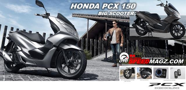 Desain PCX 150 cc