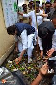 Amithab at jj hospital Maha Cleanathon-thumbnail-5