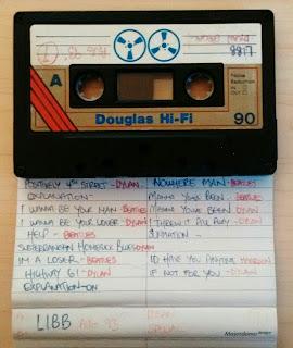 LIBB 1993-08-11 Cassette
