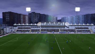 PES 2021 Stadium Estadio de Sao Luis