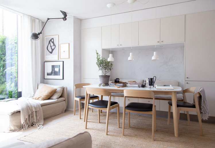 I love this Danish Dining Set In My Home!