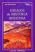 Capa de Ensaios de História Moderna