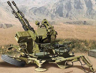 Σε συναγερμό και ετοιμότητα η Αντιαεροπορικη Αμυνα της χώρας.