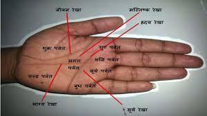 रेखा का टूट जाना | श्रृंखलाबद्ध या जंजीरदार रेखा | फुँदनी | दो रेखाएँ | Hast Rekha Shastra
