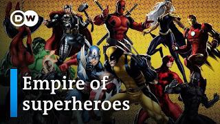 Documental Marvel - El imperio de los superhéroes Online