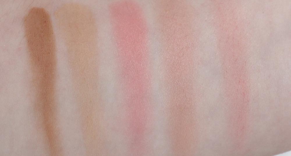 Cheek Parade Bronzer & Blush Palette by Benefit #12