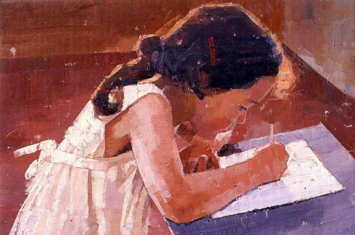 Современный испанский художник. Pedro Fausto Rodriguez Perez 17